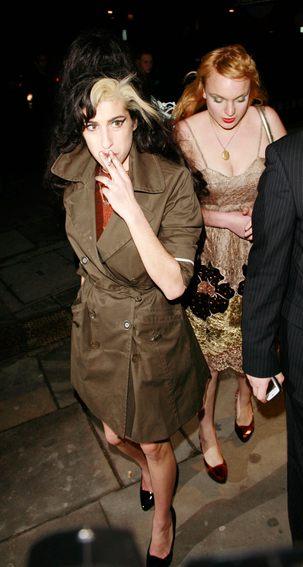 Amy Winehouse boi się, że straci urodę