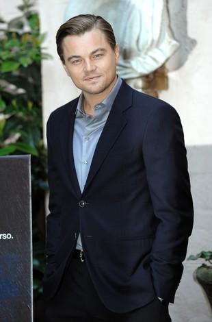 DiCaprio uwięziony w toalecie