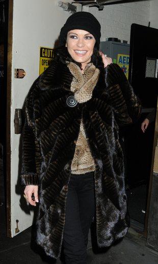 Czy Catherine Zeta-Jones wygląda jak rosyjska księżniczka?