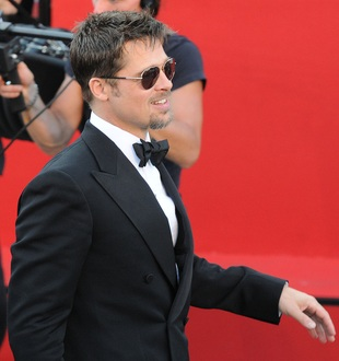 Brad Pitt i jego rozsunięty rozporek