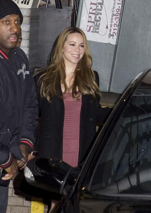 Najnowsze zdjęcia (ponoć) ciężarnej Mariah Carey