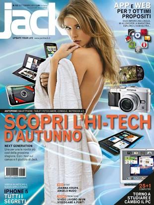 Joanna Krupa w magazynie Jack (FOTO)