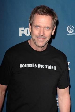 Doktor House, Hugh Laurie, wydaje płytę