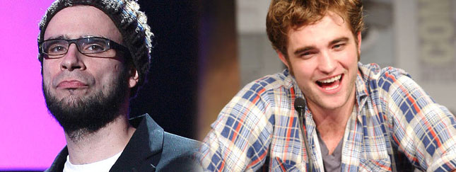 Robert Pattinson słuchał polskiego hip-hopu