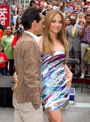 Mąż Jennifer Lopez nie lubił, gdy ta ubierała się zbyt sexy