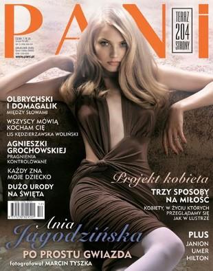 Anna Jagodzińska nie wróży kariery dziewczynom z Top Model