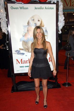 Jennifer Aniston już w ubraniu (FOTO)