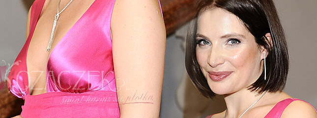 Dereszowska pokazuje biust i nową fryzurę (FOTO)