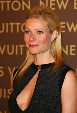 Gwyneth Paltrow w seksownej czerni (FOTO)