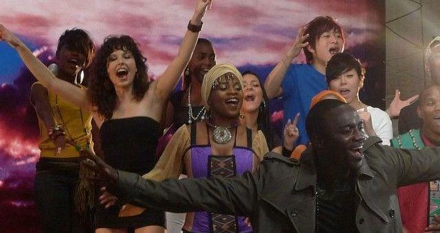 Ramona Rey w teledysku z Akonem (VIDEO)