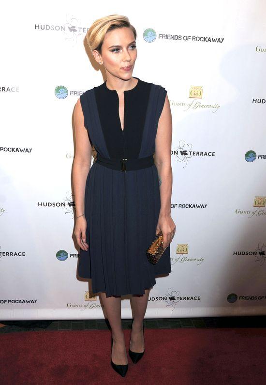 Scarlett Johansson po urodzeniu dziecka