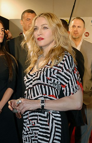 Madonna promuje sieć siłowni (FOTO)