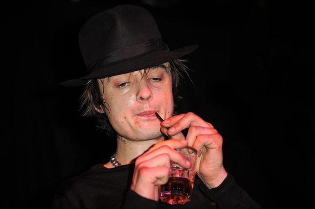Doherty'emu nie przeszło po Kate Moss