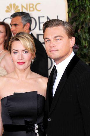 Leonardo DiCaprio leczy złamane serce Kate Winslet
