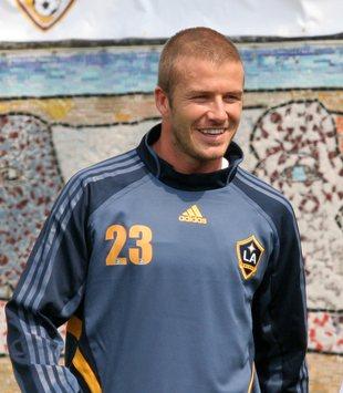 David Beckham na Ulicy Sezamkowej