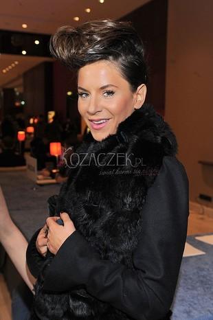 Natalia Lesz - najbardziej oryginalna fryzura Telekamer?