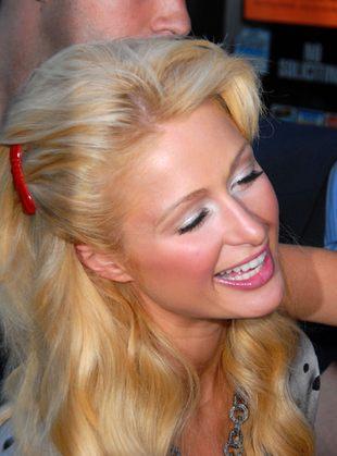 Paris Hilton się nudzi (FOTO)
