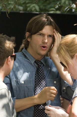 Ashton Kutcher o swoim pierwszym razie
