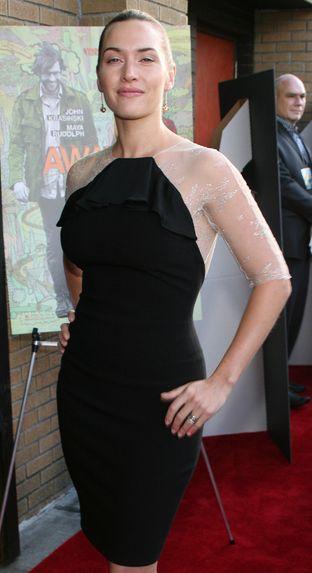 Kate Winslet uratowała z pożaru matkę Richarda Bransona