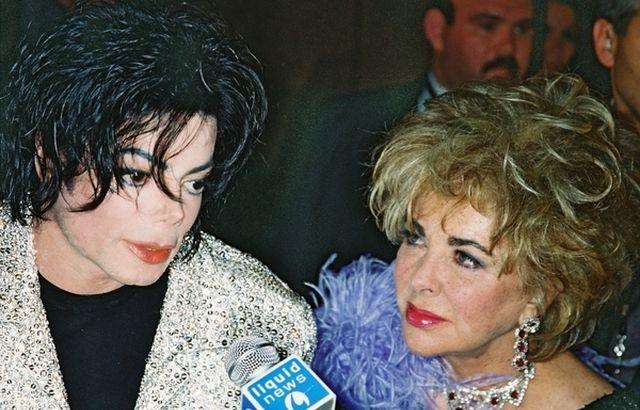 Elizabeth Taylor zemdlała na wieść o śmierci Jacko