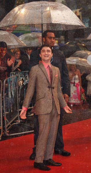 Daniel Radcliffe pali marihuanę