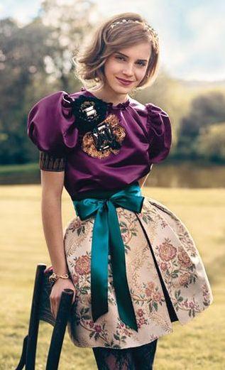 Emma Watson wybrała już uniwersytet