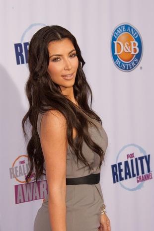 Kim Kardashian w kreacji, która pokazuje to, co trzeba (FOTO