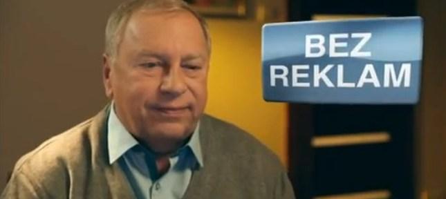 Jerzy Stuhr jest zadowolony [VIDEO]