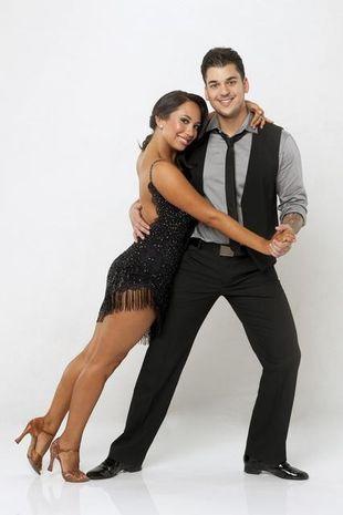 Prezentacja par amerykańskiego Tańca z Gwiazdami (FOTO)