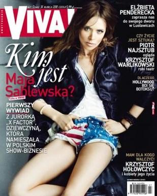 Maja Sablewska przyznała się do poprawiania ust