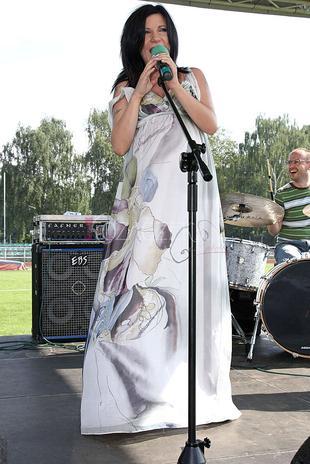 Magda Femme w zaawansowanej ciąży (FOTO)