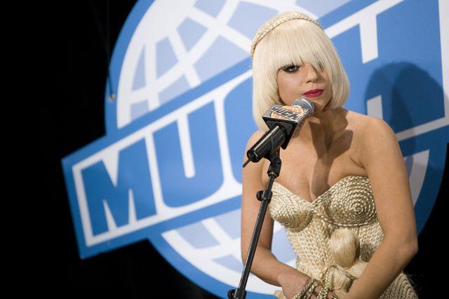 Lady Gaga wpadła w histerię