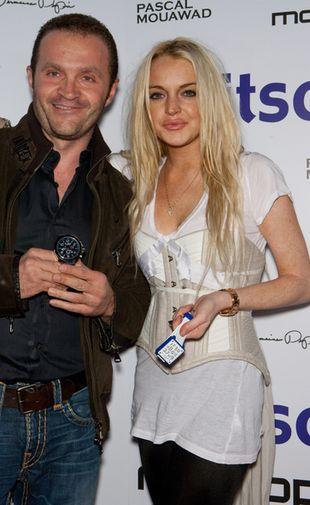 Lindsay Lohan - lans z wydętymi ustami (FOTO)