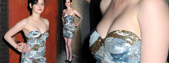 Kristen Stewart wreszcie jest seksowna (FOTO)