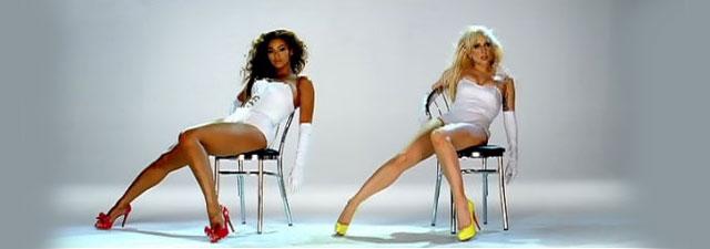 Beyonce i Lady Gaga w klipie Video Phone (FOTO)