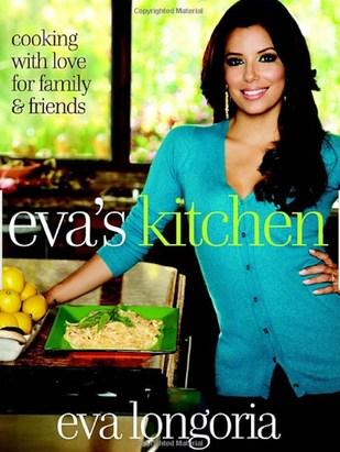 Eva Longoria napisała książkę kucharską (FOTO)