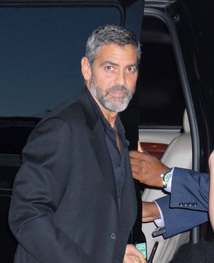 George Clooney to diva