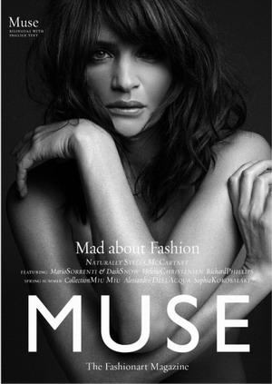 Helena Christensen w Muse (FOTO)