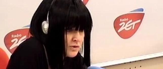 Monika Olejnik jako brunetka z grzywką (FOTO)