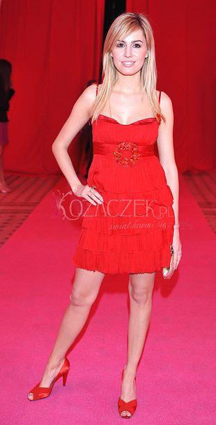 Agnieszka Popielewicz ma najlepsze nogi