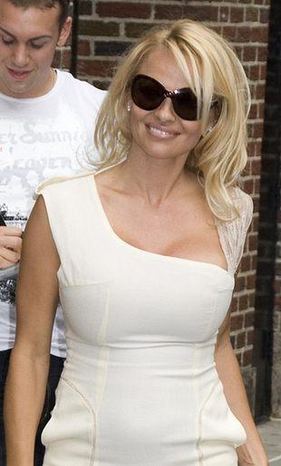 Pamela Anderson jest w ciąży?