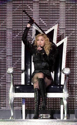 Madonna nie chce pomóc w sprawie śledztwa