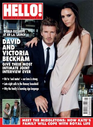 Victoria Beckham: David i ja to pokrewne dusze (FOTO)