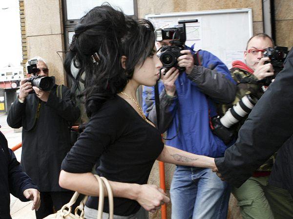 Nie będzie płyty Amy Winehouse