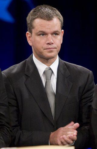 Matt Damon nienawidzi Jamesa Bonda