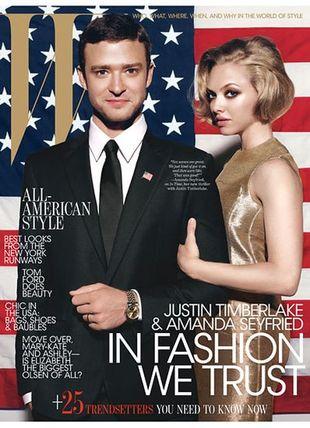 Timberlake i Seyfried jako Pierwsza Para Ameryki (FOTO)