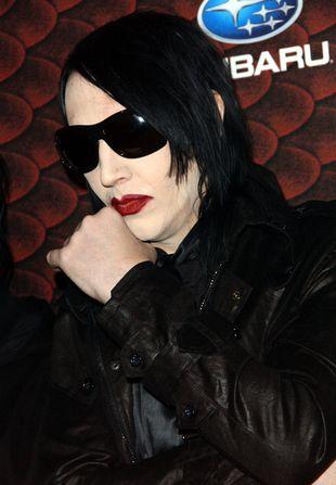 Marilyn Manson podkochuje się w Lady Gadze