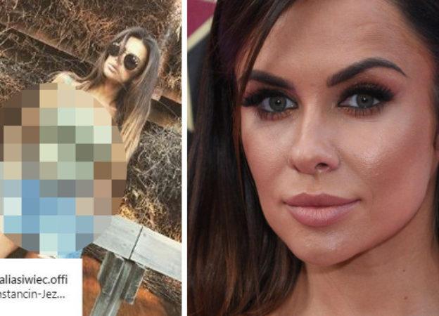 Natalia Siwiec trzy tygodnie po porodzie, fanka:  Hmmm tak nie wygląda kobieta w połogu...