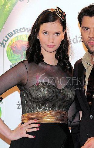 Karolina Malinowska w modnych prześwitach (FOTO)
