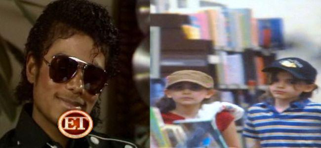 Analiza twarzy dzieci Michaela Jacksona...(VIDEO)